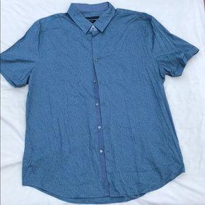 John Varvatos USA short sleeve shirt